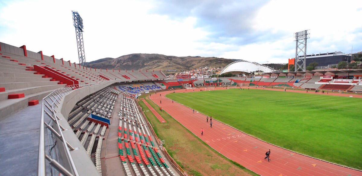 Chivas vs Pachuca en el renovado Estadio Carlos Vega Villalba de Zacatecas   Deportever