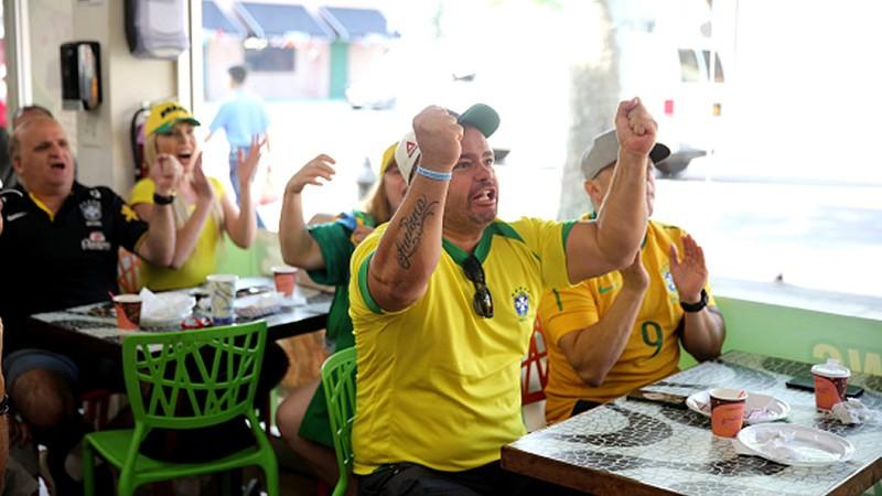 Tomen su 7-1! En Brasil se 'burlan' de la eliminación de